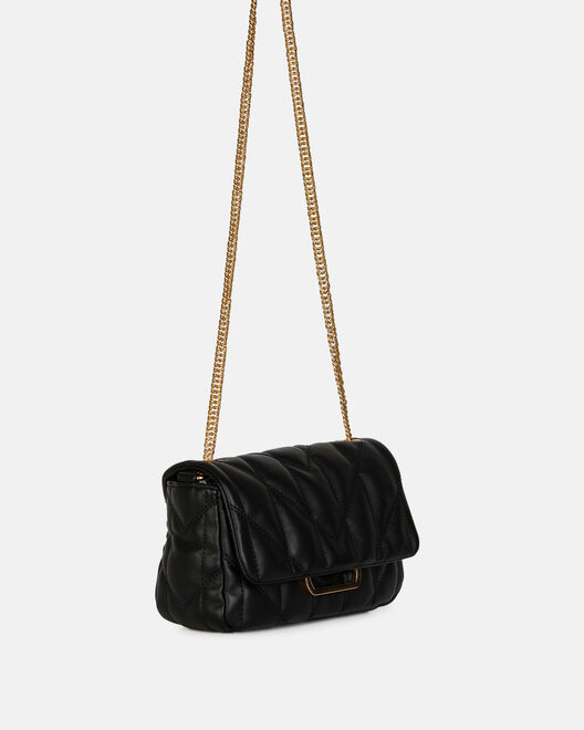 CROSS-BODY BAG - LUCINDE, BLACK