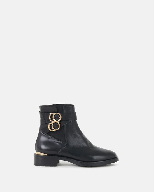 ANKLE BOOTS - SALLY, BLACK