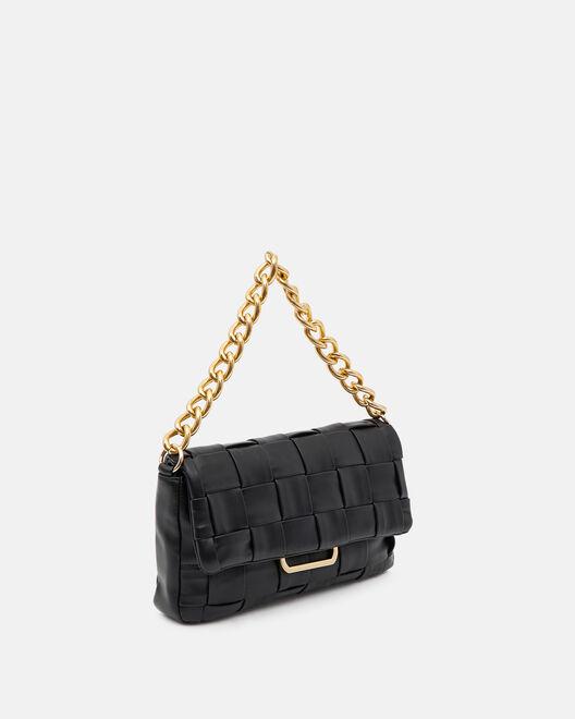 Handbag - Nellia, BLACK