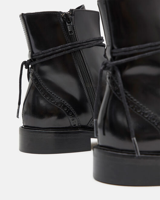 ANKLE BOOT - SUZON, BLACK