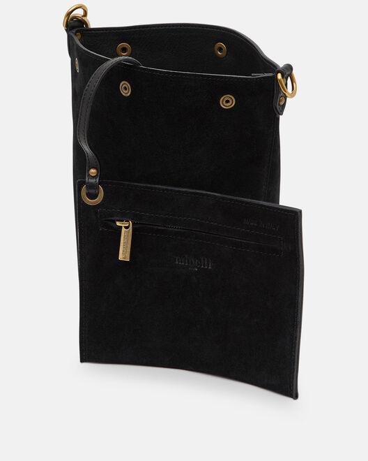 MEDIUM SIZE BAG - CAPUCYNE, BLACK