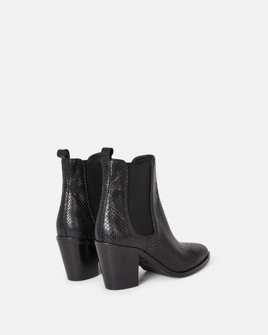ANKLE BOOTS - TAINAH, BLACK