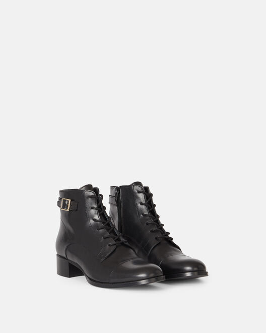 ANKLE BOOTS - ROXANINE, BLACK