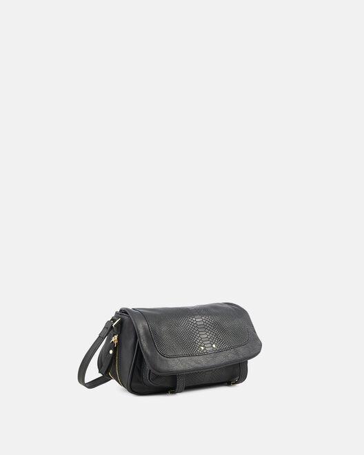 CROSS-BODY BAG - PRINCE, BLACK