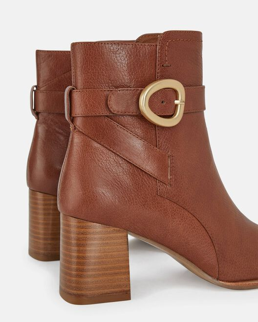 ANKLE BOOTS - LIBERTINA, LEATHER
