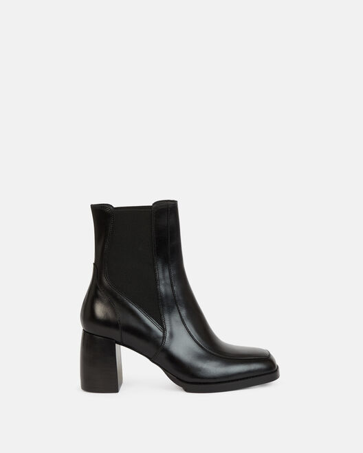 ANKLE BOOTS - LEONNA, BLACK