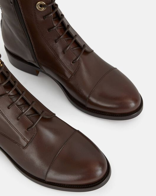 ANKLE BOOT - SHIRA, BROWN