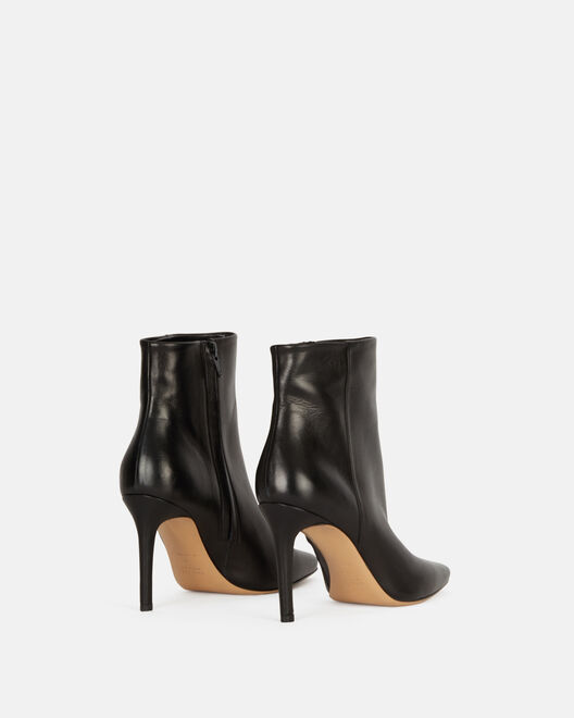 ANKLE BOOTS - THAISSY, BLACK