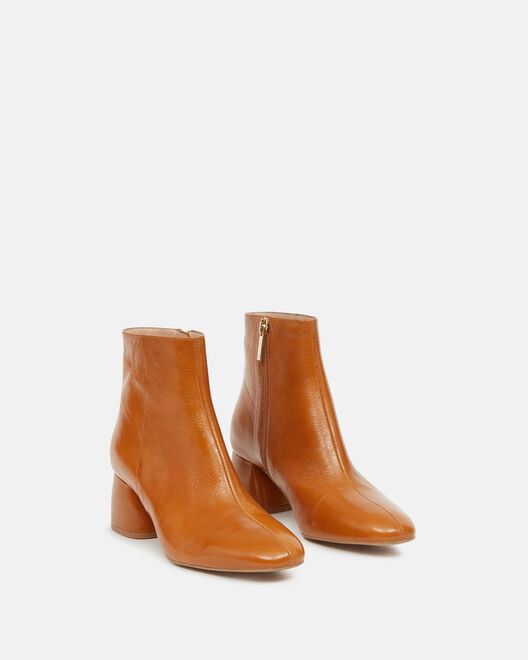 ANKE BOOTS - SUZZY, BEIGE