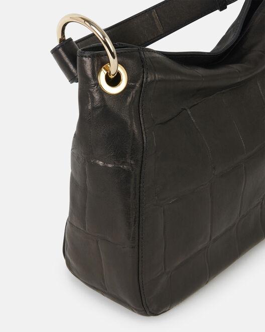 MEDIUM SIZE BAG - CAROLLINE, BLACK