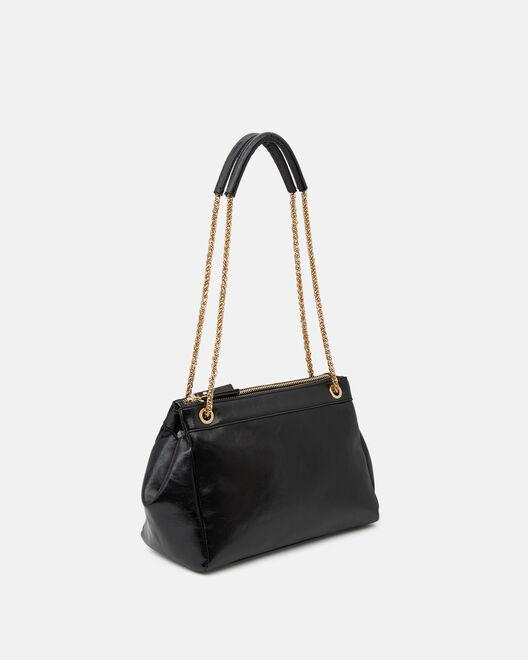 Handbag - Nagia, BLACK