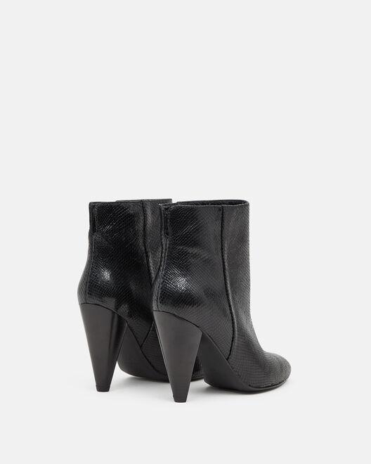 LOW BOOTS - THALLIA, BLACK