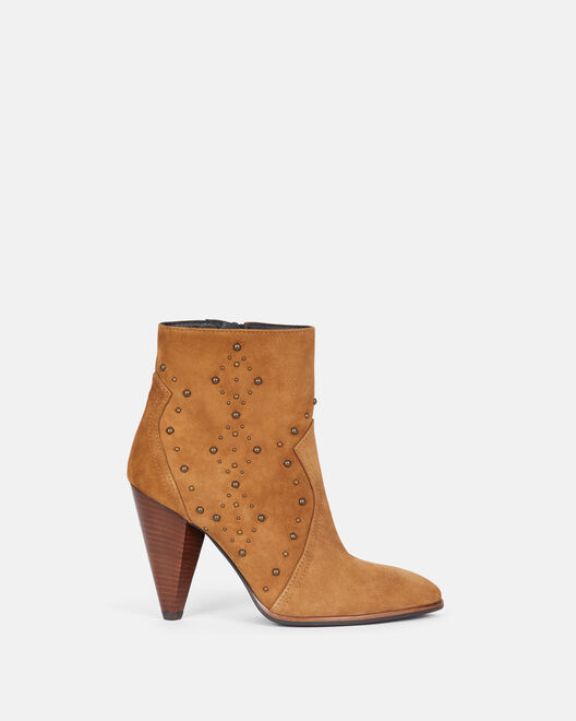 ANKLE BOOTS - THESSIE, LEATHER