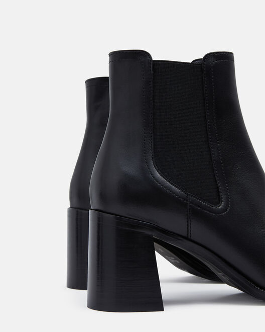 ANKLE BOOTS - THERIE, BLACK