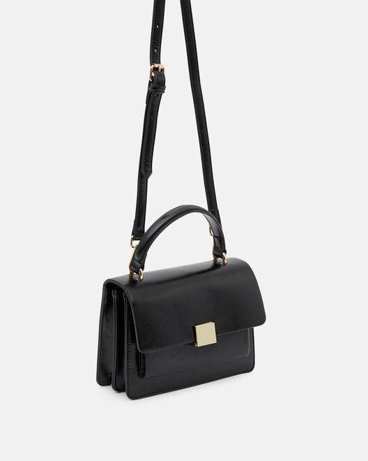 Cross-body bag - Naily, BLACK