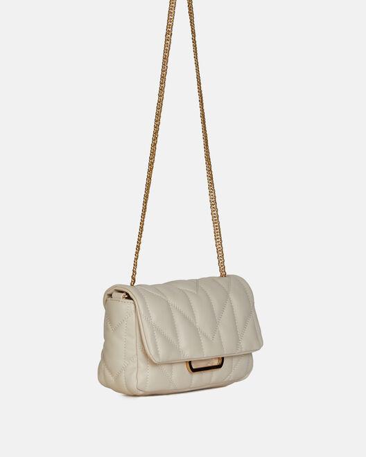 CROSS-BODY BAG - LUCINDE, OFF-WHITE