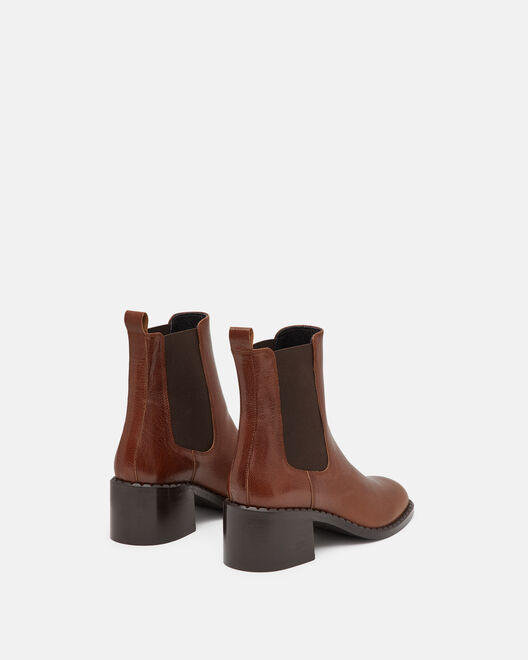 ANKLE BOOTS - LOUNA, LEATHER