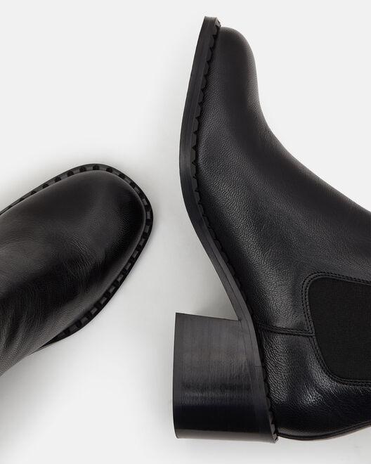 ANKLE BOOTS - LOUNA, BLACK