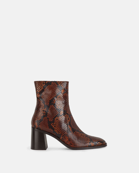 ANKLE BOOT - LAELIA, BROWN