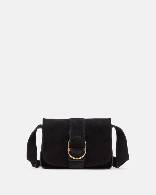 SMALL SIZE BAG - CARLY, BLACK