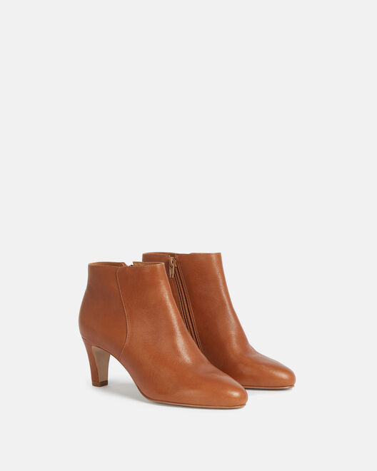 ANKLE BOOTS - TAINI, LEATHER