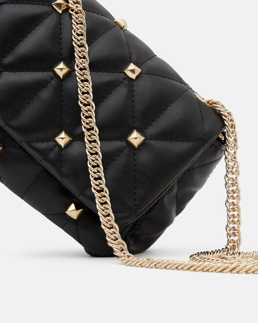 Cross-body Bag - Norie, BLACK