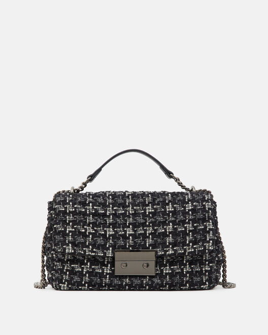 SMALL SIZE BAG - NATHALY, BLACK