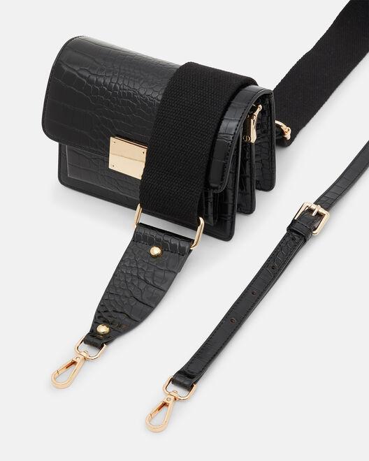 SMALL SIZE BAG - NOHA, BLACK