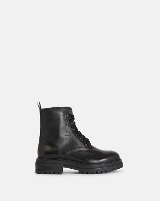 ANKLE BOOTS - FLAVYA, BLACK