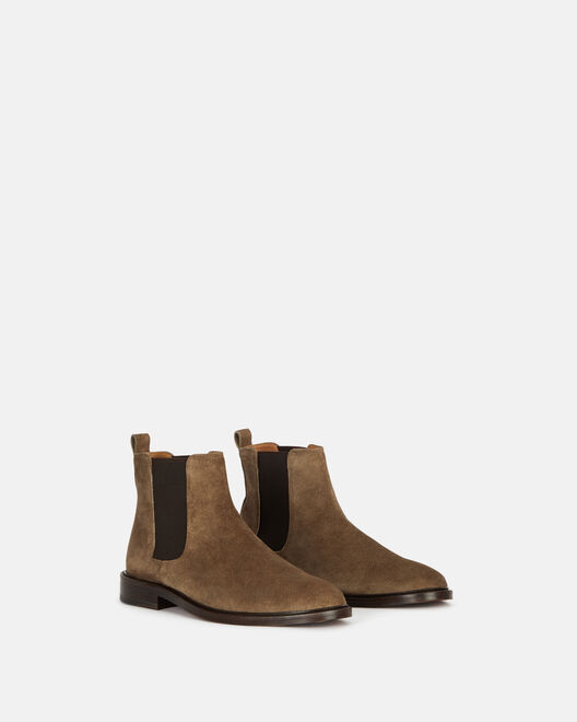 ANKLE BOOTS - SEYFI, TAUPE
